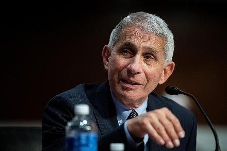 Grim warning from Fauci on USA corona outbreak