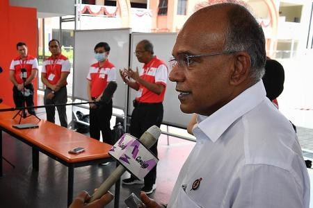 No horse-trading with RP over Nee Soon, PSP tells Shanmugam