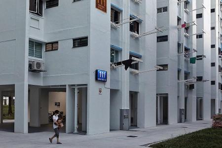 Nine cases of Covid-19 confirmed in Block 111 Tampines Street 11