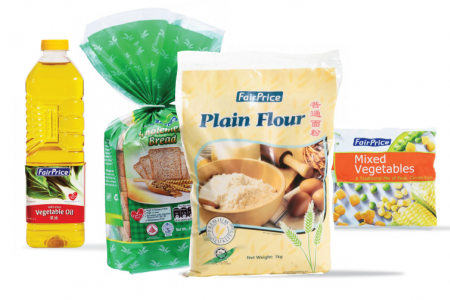Warm up to FairPrice's Price Freeze items, including cooking oil