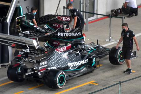 Formula One teams gearing up for closed-door opener this weekend