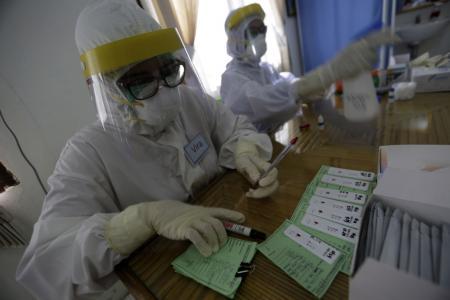 Indonesia records biggest one-day jump in coronavirus cases