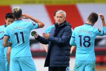 Not the end of the world if Spurs miss top six: Mourinho
