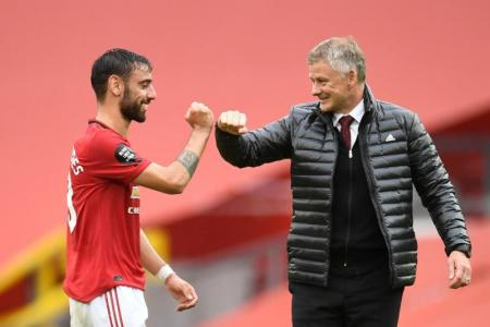 'Exciting times' as Man United thrash Bournemouth 5-2 to extend unbeaten run