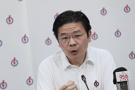 SDP's remarks on virus task force 'baseless, false': Wong