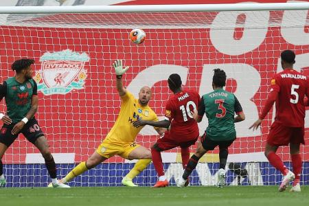 Neil Humphreys: Don't switch off now, Liverpool