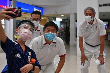 SM Teo lends support to PAP team contesting Sengkang GRC