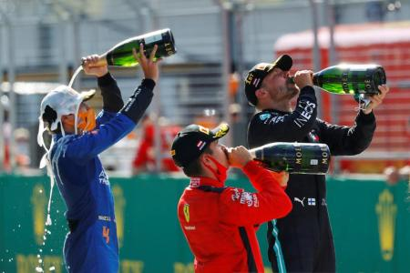 Valtteri Bottas clinches action-packed F1 opener in Austria