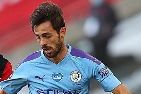 Bernardo Silva wants Manchester City to tackle away woes