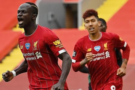 Liverpool need better cover for front three: Neil Humphreys