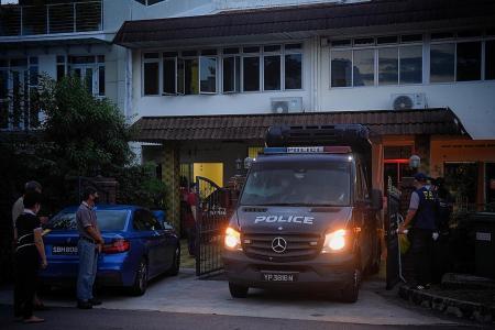 Elderly woman found dead in Upper Serangoon house, maid arrested