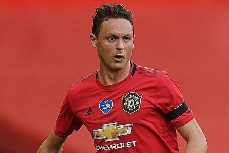 Nemanja Matic extends Manchester United contract to 2023