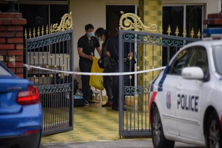 Maid arrested after woman, 95, is found dead in Upper Serangoon home
