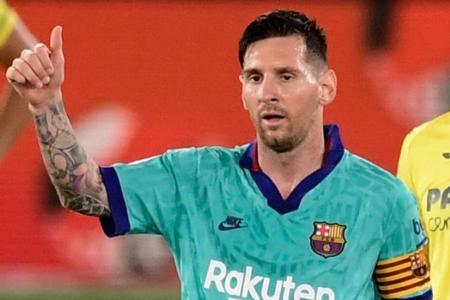 Lionel Messi will extend contract, says Barca chief Josep Bartomeu