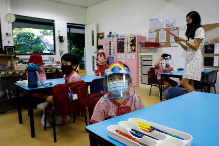 Govt aims to help kids from all walks of life do well in school