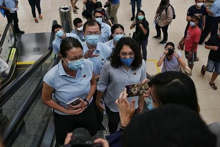 Police probing netizen who 'leaked' Raeesah's posts