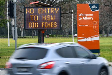 Melbourne goes into coronavirus lockdown for the second time