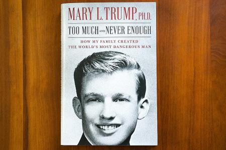 Trump's niece describes him as a lying narcissist in her book