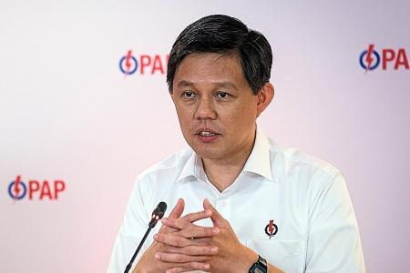 Chan Chun Sing warns against renegotiating FTAs
