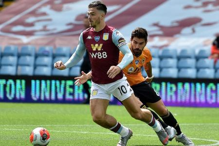 Solskjaer wary of threat from Villa skipper Jack Grealish