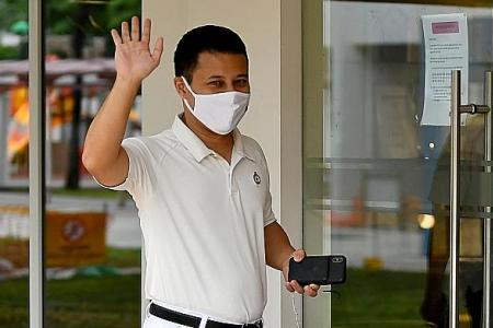 Social safety net strengthened amid pandemic: Desmond Lee