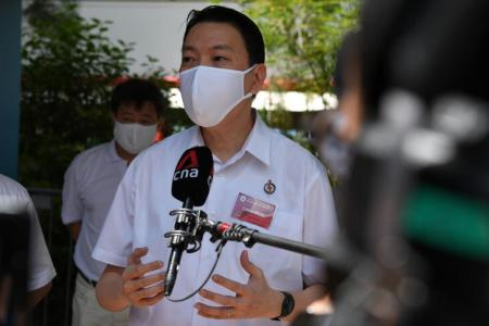 PAP's Melvin Yong wins with 74% of votes in Radin Mas SMC