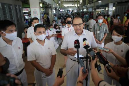 Iswaran's PAP team edges out Dr Tan Cheng Bock's PSP team in West Coast