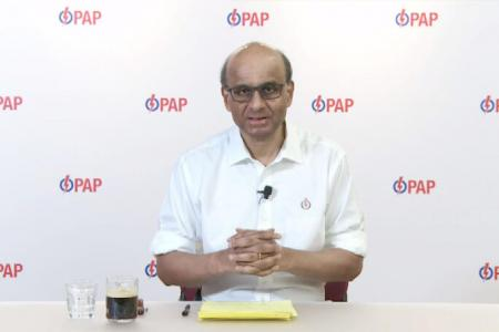 Tharman leads PAP to another thumping win in Jurong