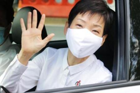 Grace Fu wins a fourth term as MP for Yuhua SMC