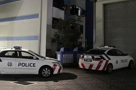 Five men arrested after fight at Toa Payoh