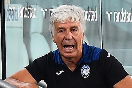 Atalanta coach Gasperini: Cut players' arms to avoid handballs
