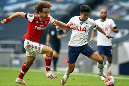 Tottenham Hotspur settle dreary derby: Neil Humphreys