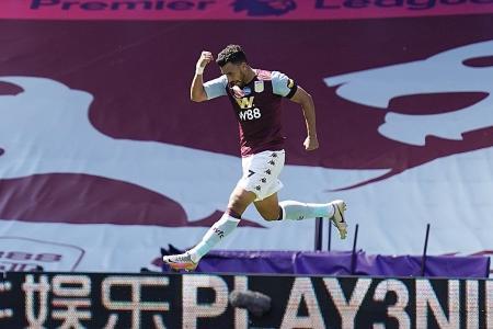 Trezeguet double offers Aston Villa a lifeline