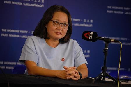 WP ready to work with NCMPs from other parties: Sylvia Lim