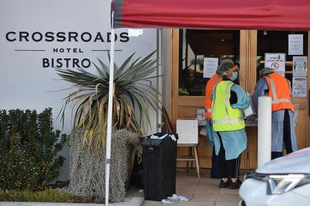Concern over new Sydney cluster as Australia's virus cases surge