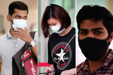 12 foreigners deported over safe distancing breaches