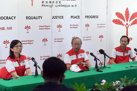 Leong Mun Wai and Hazel Poa will take up NCMP slots, says PSP
