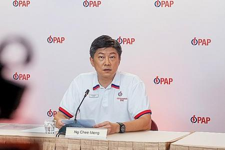 NTUC reaffirms support for Ng Chee Meng as labour chief