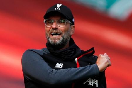 Klopp invites Wycombe's Akinfenwa to Liverpool title parade