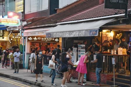 More safety measures at Holland Village eatery after reopening