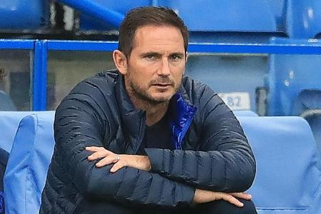 Frank Lampard admits Chelsea are 'nervy'