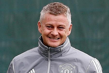 Solskjaer: Man United on right track to achieving high standards