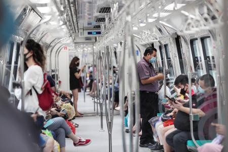 More opting for private transport as Covid-19 fears linger: Poll