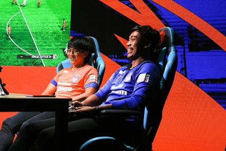 Gloves off as SPL sides vie for glory in virtual tourney