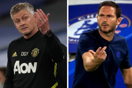 Solskjaer hits back at Lampard's claims that VAR has favoured Man United