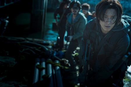 Train To Busan sequel tops opening weekend chart here
