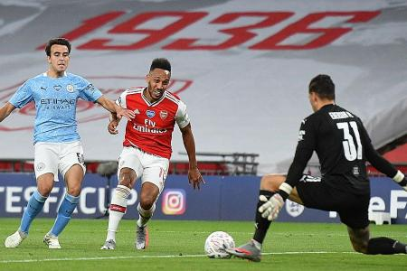 Mikel Arteta hopes results convince Pierre-Emerick Aubameyang to stay