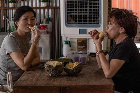 Eating durian has surprising benefits for one's health