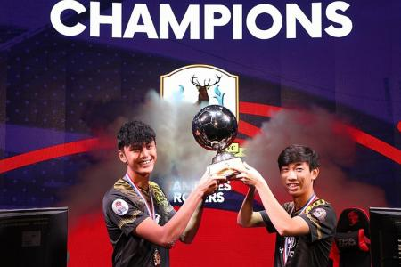 Tampines Rovers win inaugural eSPL tournament