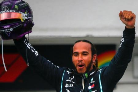 Hamilton on course to break Schumacher record at Ferrari-owned Mugello